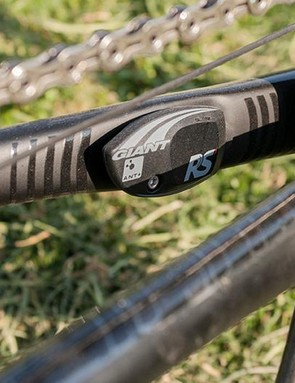 The TCR Advanced SL and Pro come with Giant's RideSense sensor