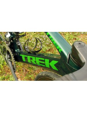 Trek says the new Madone's aero shape can save its rider 19 watts of effort over a non-aero bike at 40km/h