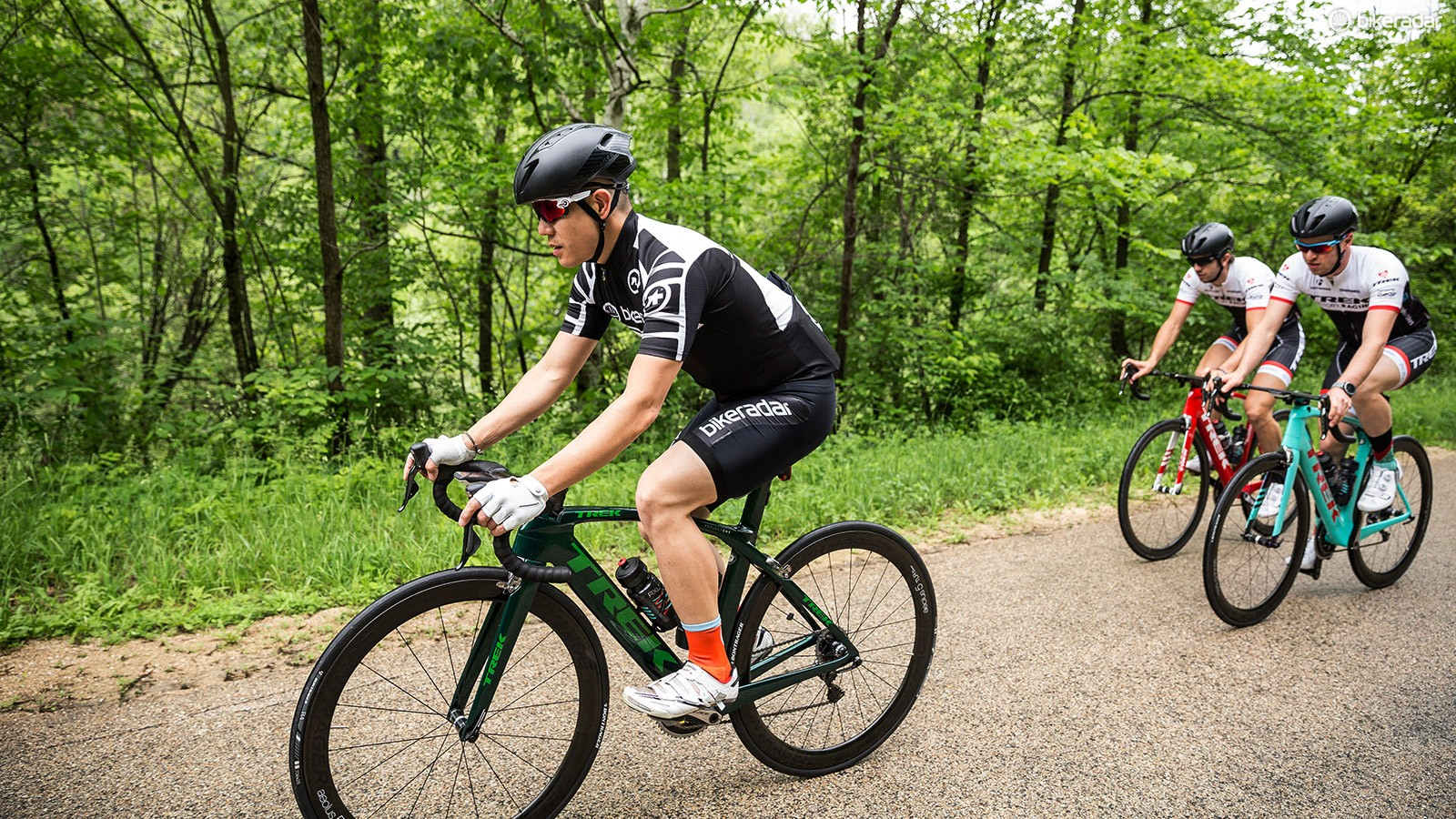 The new Trek Madone 9-Series may be super quick in terms of aerodynamics but it doesn't ride like most other aero bikes