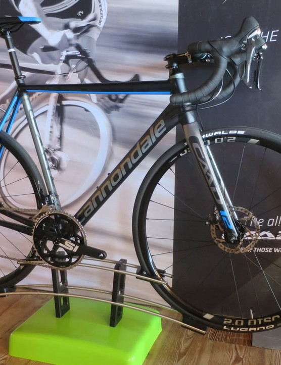 We suspect the CAAD12 105 disc 5 to be one of the more commonly seen models