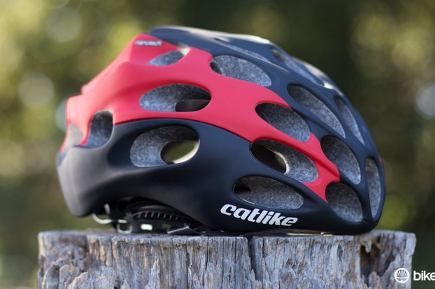 The Catlike Mixino, more hole than helmet