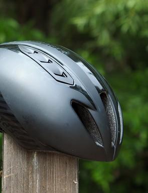 Bontrager has finally entered the aero road helmet market with the new Ballista