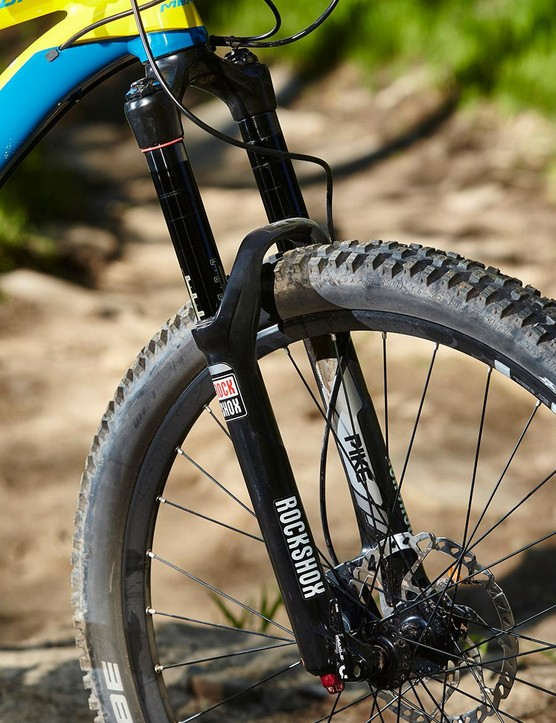 The Pike is one of our favourite forks