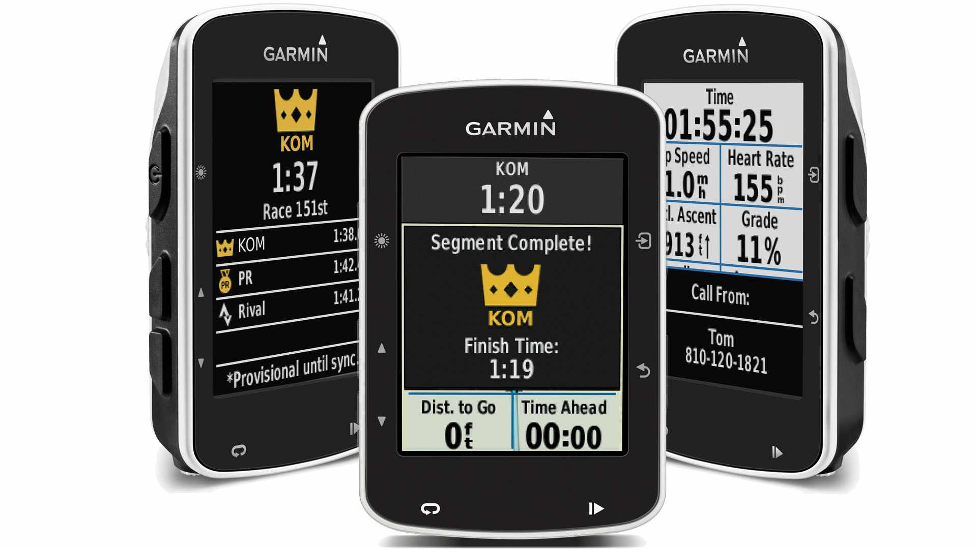 The new Garmin Edge 520