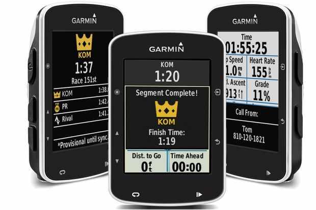 The new Garmin Edge 520