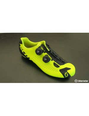 The new lightweight Scott RC road shoe