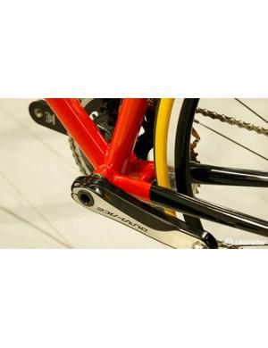 More details of this Gellie bike