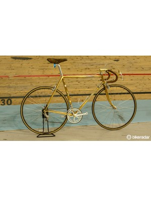 For us, this 1981 Eddy Merckx Professional was worth a snap