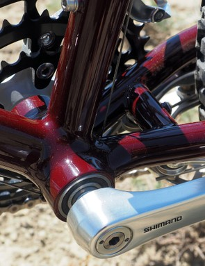 Think press-fit bottom brackets are a recent invention? Think again