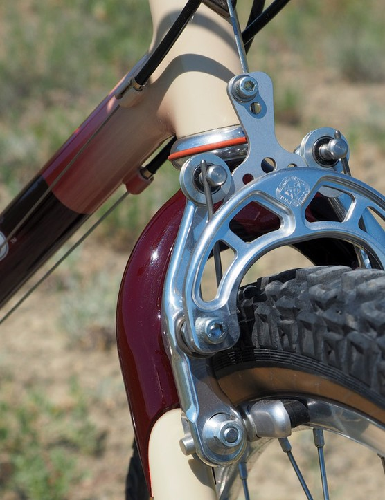 Steve Potts was instrumental in the development of WTB's Speedmaster Rollercam brakes. These may be old but the concept is currently being resurrected for many modern aero road bikes