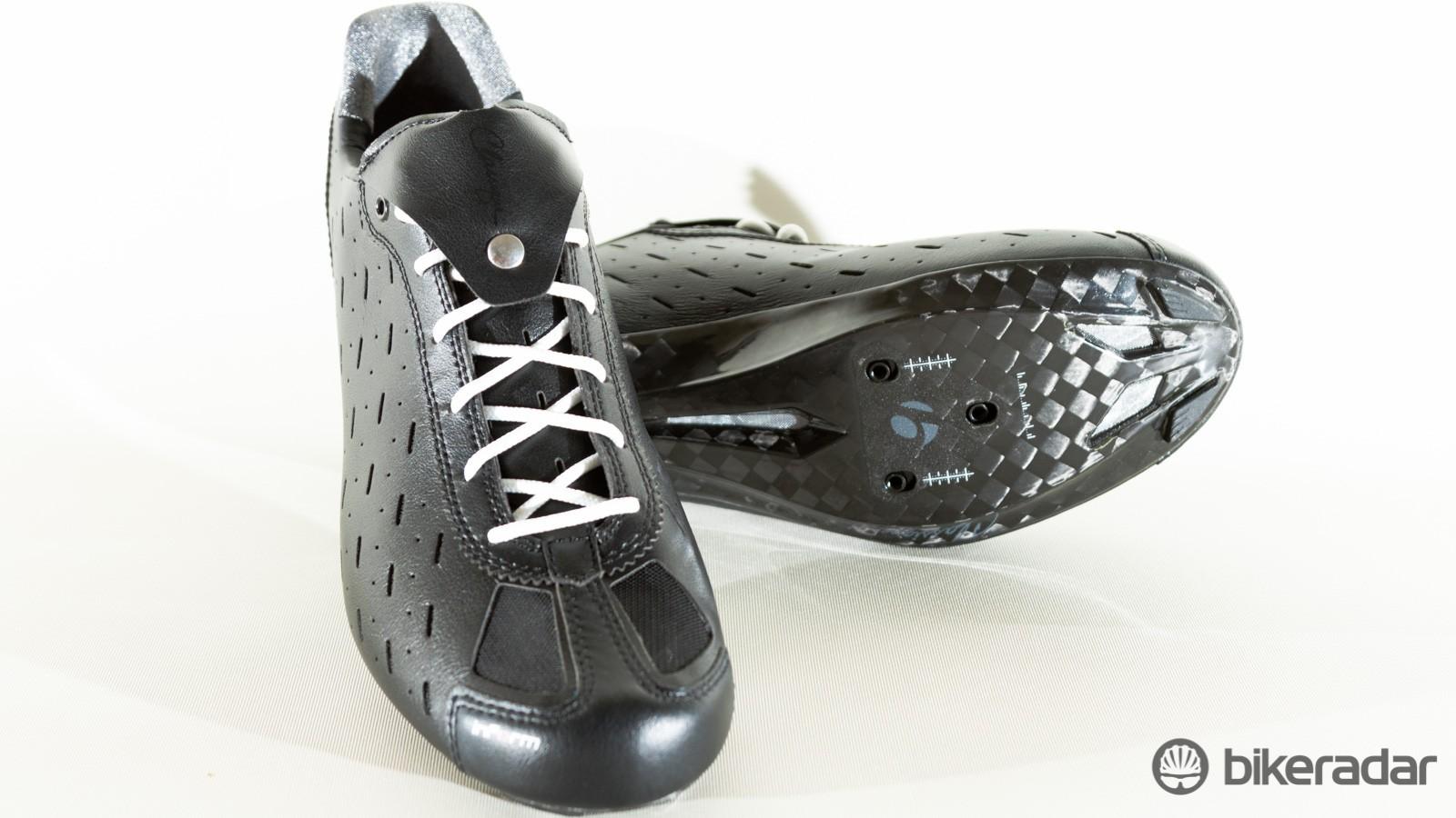 Bontrager's Classique shoes sure are beauties