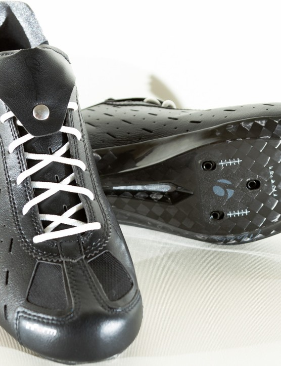 Bontrager's Classique shoes sure are beauties