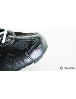 Based around the inForm Pro Last, the Classique has a roomy toe box