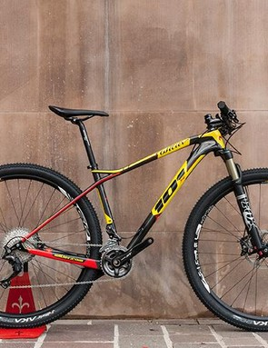 The new Wilier 101X cross-country race bike