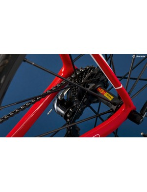 The 11-23 cassette is for flat riding or seriously strong climbers, as it's paired with a 53/39 chainset