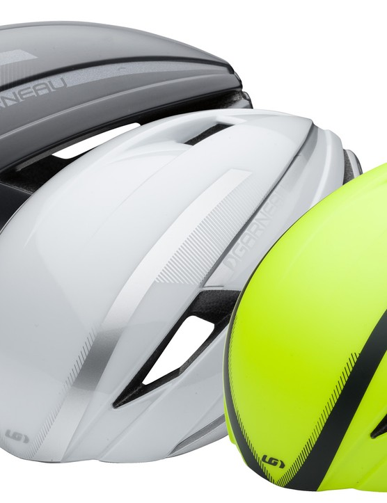 The Garneau Sprint will be available in black, white and neon yellow