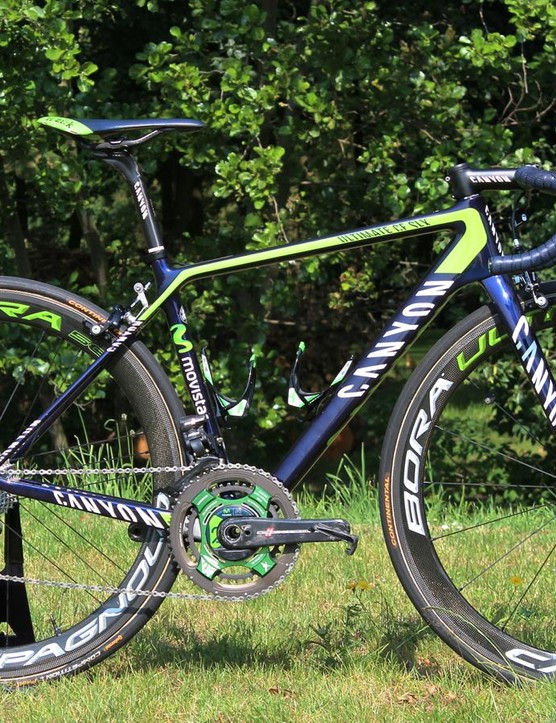 Quintana's Canyon Ultimate CF SLX Team Edition