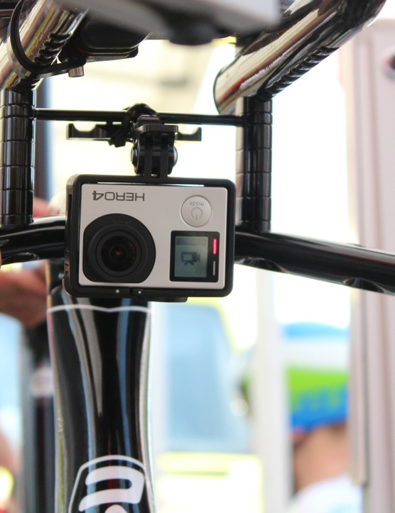 GoPro and Tour organizer ASO struck a deal to put action cameras on bikes for use in ASO broadcasts and elsewhere