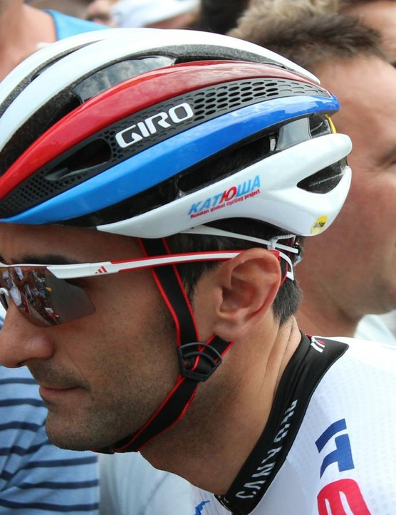 Giro is not commenting on the new helmet, but it appears structurally the same as the current Synthe