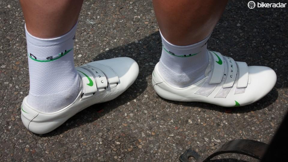 pista Templado Rocío  Cycling shoe trends of the 2015 Tour - BikeRadar