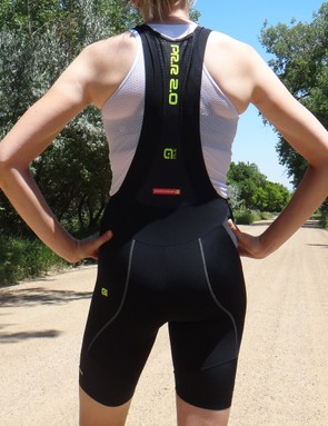 Soft but compressive, the Alé PRR 2.0 Bibs are the most flattering bibs of the roundup