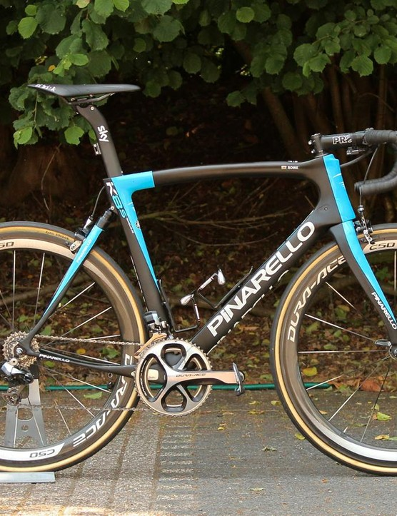Pinarello rolled out its new Dogma K8-S at the spring classics this year