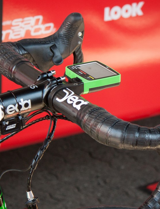 SRM has a selection of colours to match Grand Tour jerseys