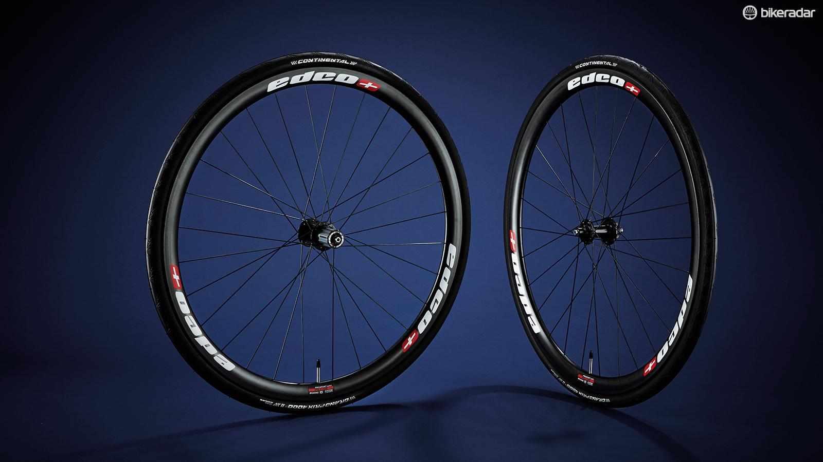 Edco Pillon 35mm DB wheelset