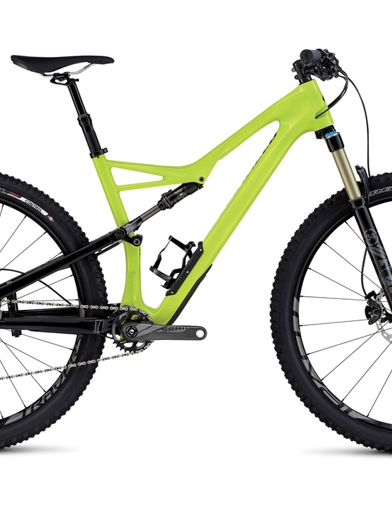 The other colour of the 2016 Camber Expert Carbon (available in 650b or 29)