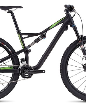 The 2016 Camber Comp 650b