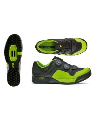 The new Specialized 2FO ClipLite shoe is designed for the general trail rider