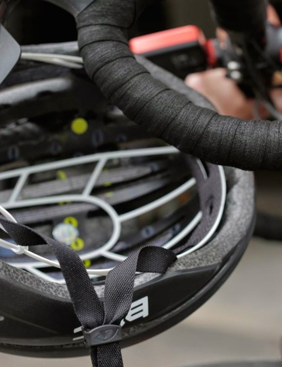 Three teams including BMC are wearing the helmet at the Tour de France