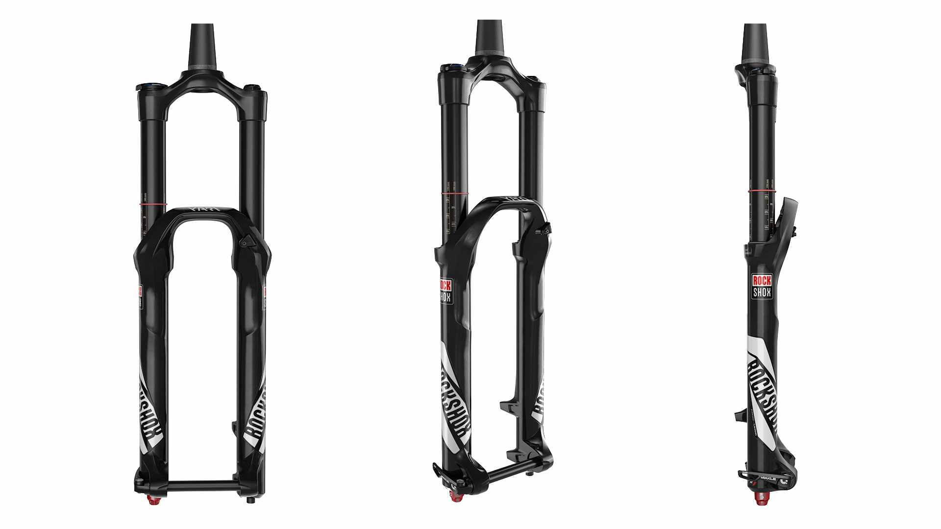 Rockshox introduce the new Yari for 2016