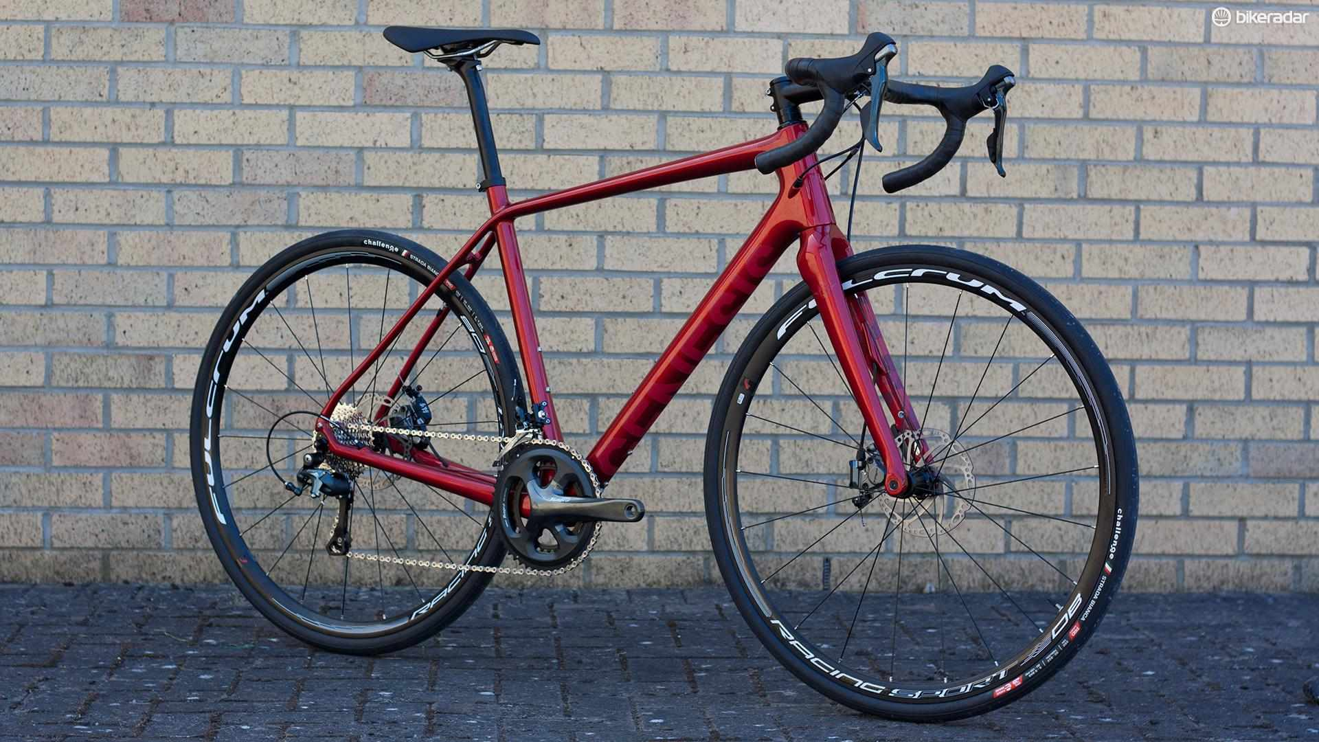 The Genesis Datum 10 packs a full carbon chassis, new Tiagra 10-speed and TRP mechanically actuated hydraulics for just £1,799