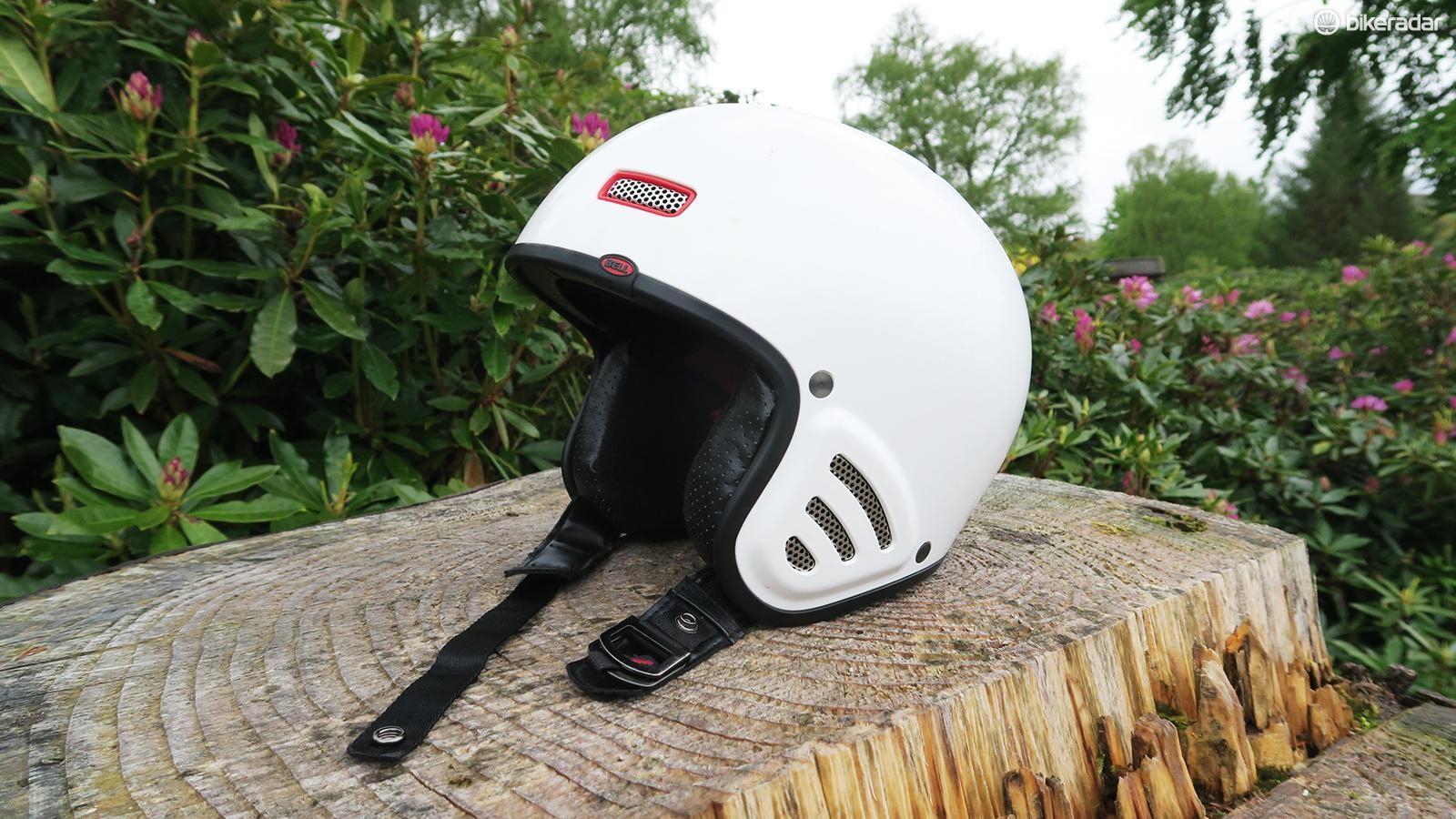 Bell Full Flex pisspot helmet