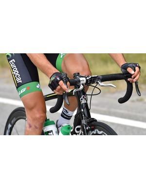 Extra brake levers for Perrig Quemeneur of Europcar