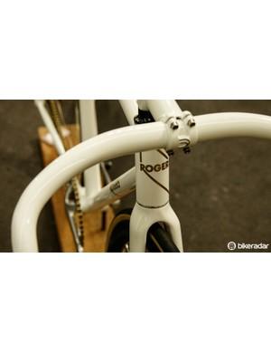 Track bike from Rogers Bespoke