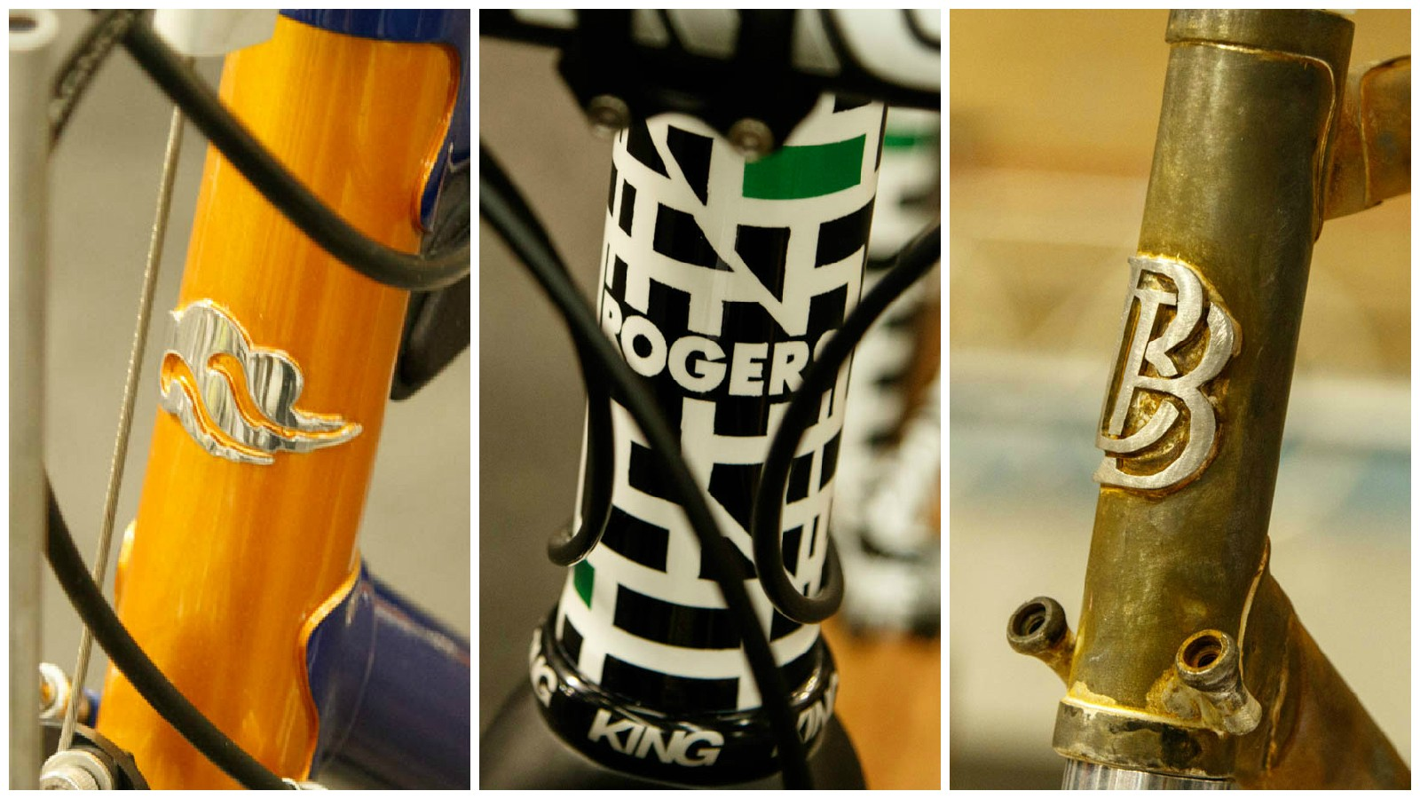 In this second part, we take a look at rides from Australian builders Kumo Cycles, Rogers Bespoke and Belle Bicycles