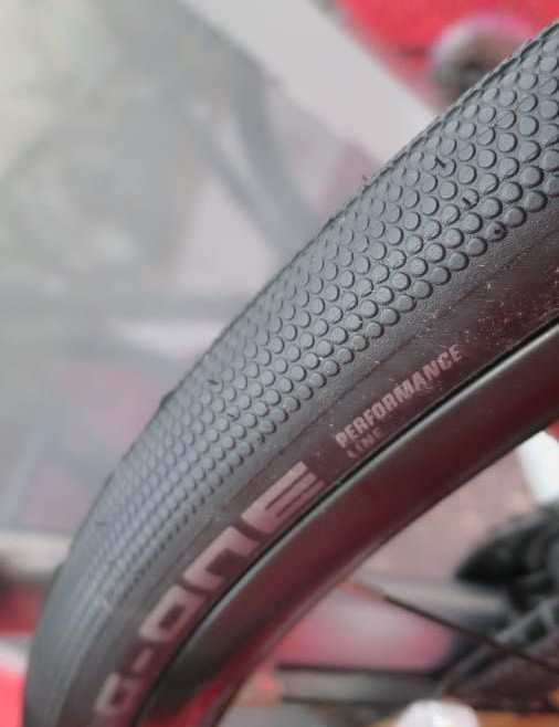 We like the look of Schwalbe's new G-One gravel tyre as found on the Gestalt range