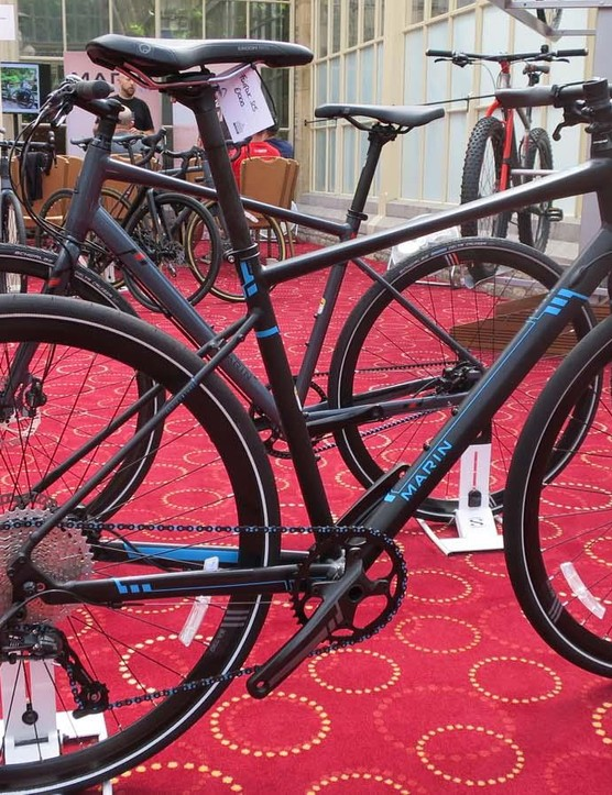 We also liked the SRAM 1x equipped Fairfax SC5 at £1,000