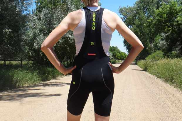 The Alé PRR 2.0 bib shorts