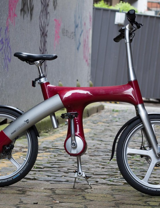 Mando Footloose e-bike
