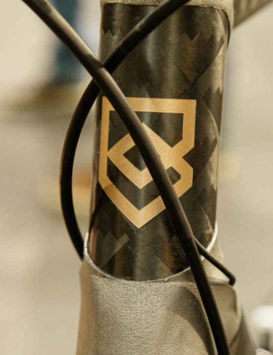 Bastion aims to combine carbon and 3D printed titanium lugs into custom and high-performance frames