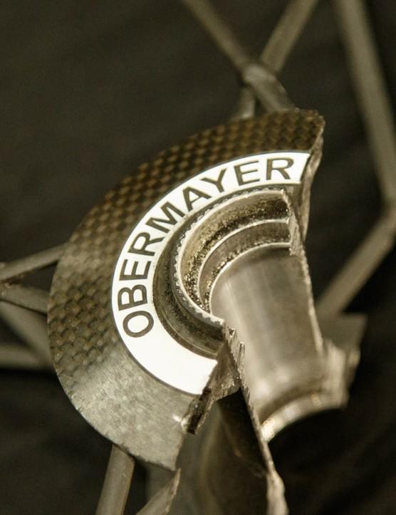... including a Lightweight Obermayer wheel
