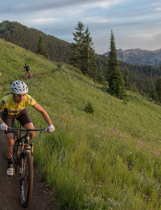 The Nevis was put through its paces in Park City, Utah, USA.