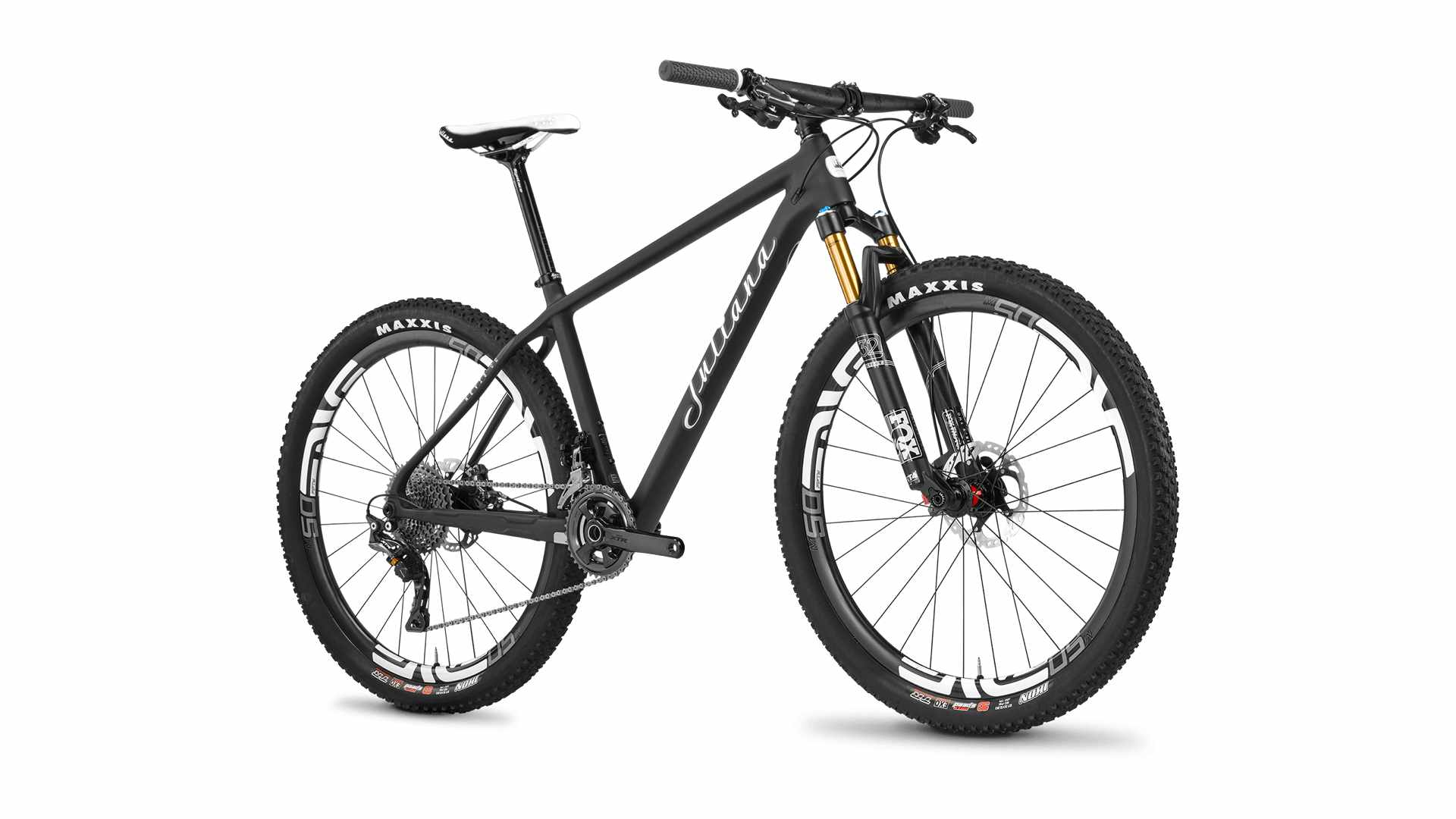The Juliana Nevis CC - an XC race-ready women's specific hard tail MTB