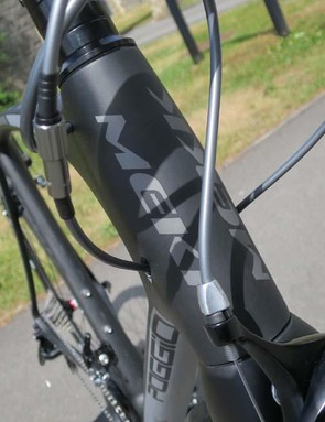 The Poggio 2.8 is aimed at fast sportive/gran fondo riders