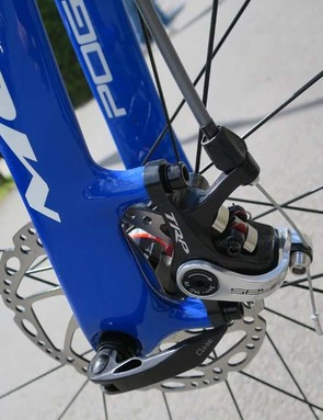 TRP's dual-action Spyre cable disc brakes are some of the best of their type