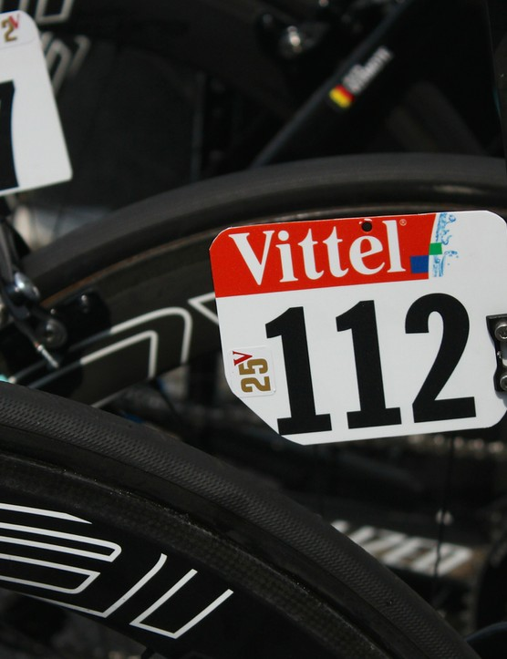 On the morning of stage 7, Cav's number plate indicated 25 career Tour stage wins. Make that 26…