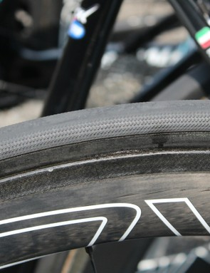 Specialized now has its own tubulars, too